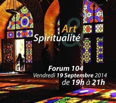 Ateliers VSMF : Art et Spiritualité