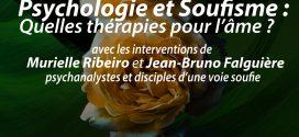 Psychologie et soufisme : quelles thérapies pour l'âme ?