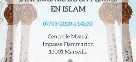 L'influence de la femme en Islam