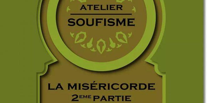 Atelier Soufisme : La Miséricorde Prophétique