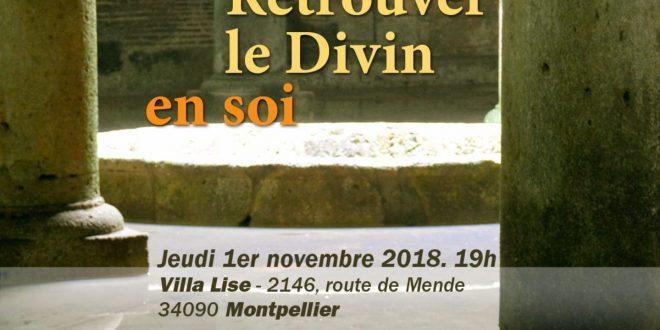 Atelier Soufi : Retrouver le Divin en soi – Montpellier