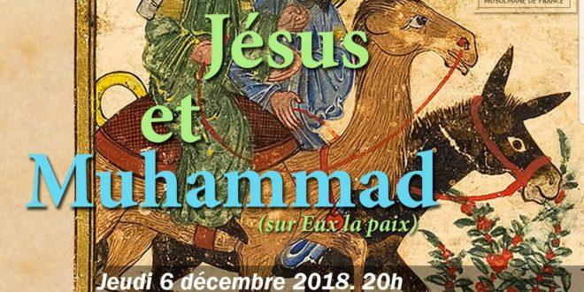 Atelier Soufi: Jésus Et Muhammad – Montpellier