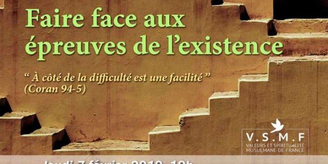 Atelier Soufi : Faire face aux épreuves de l'existence – Montpellier