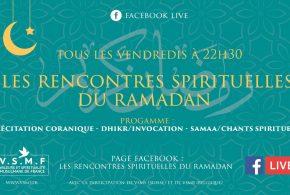 Les Rencontres spirituelles du Ramadan