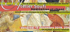 Atelier Soufi : Jésus dans La Tradition Soufie – Montpellier